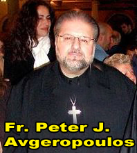 Πατέρας Peter Avgeropoulos Parish Priest