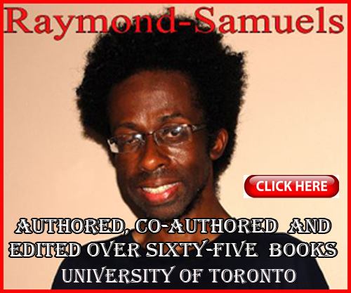 I'm going to nominate Peter Spyros Goudas for an Order of Canada right now, and so I believe, should you.  Raymond Samuels